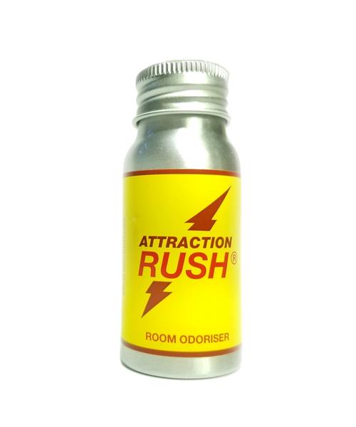 Попперс Rush Attraction 30 мл (Алюмневый) UK